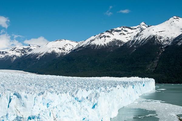 Argentina Perito Marino Glacier