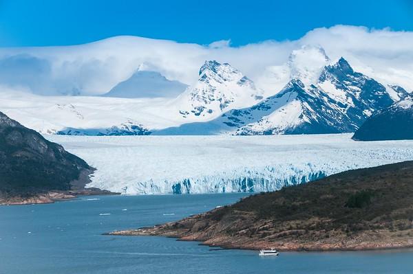 Perito Marino Glacier Argentina October 2014